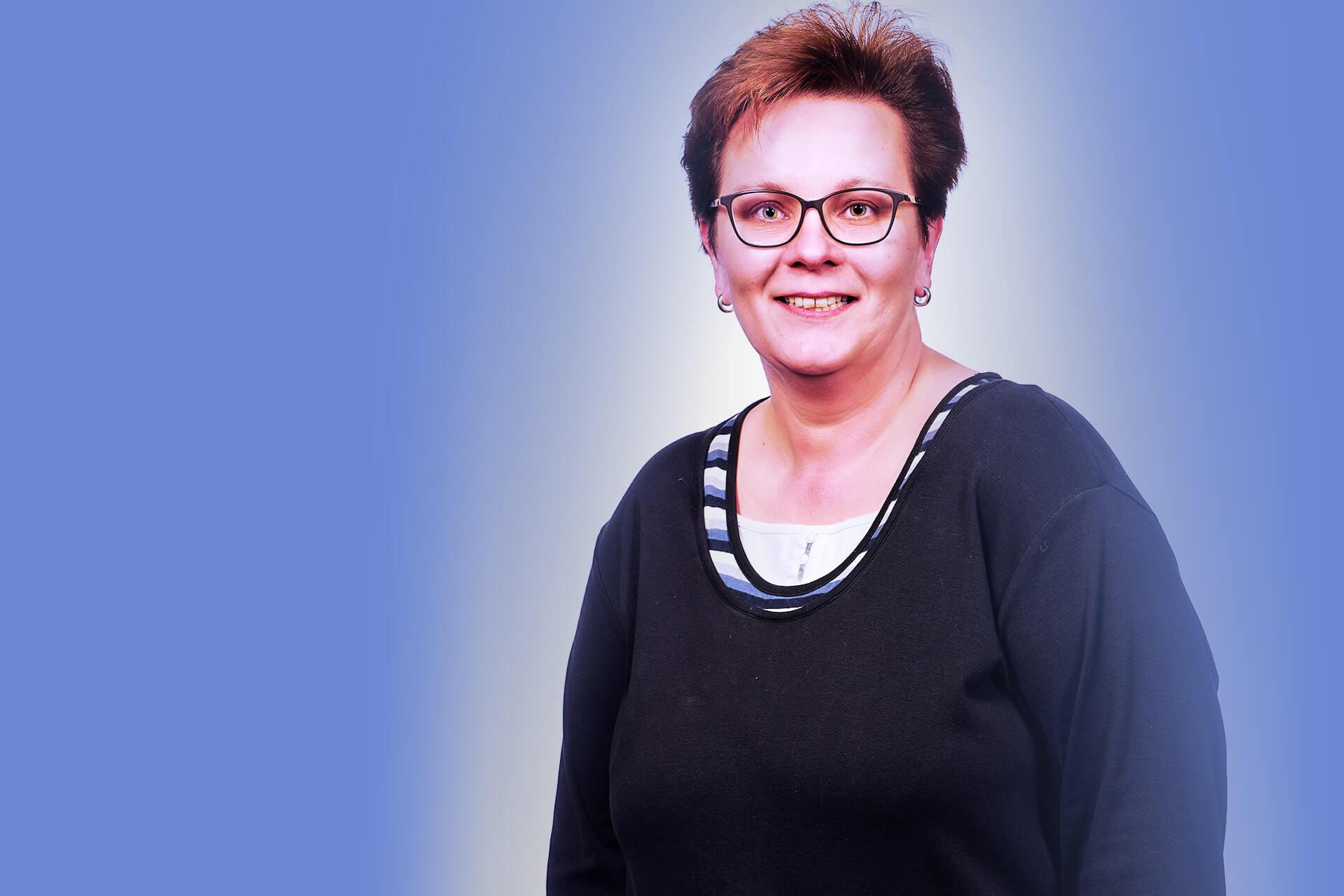 Portraitfoto von Doris Müller
