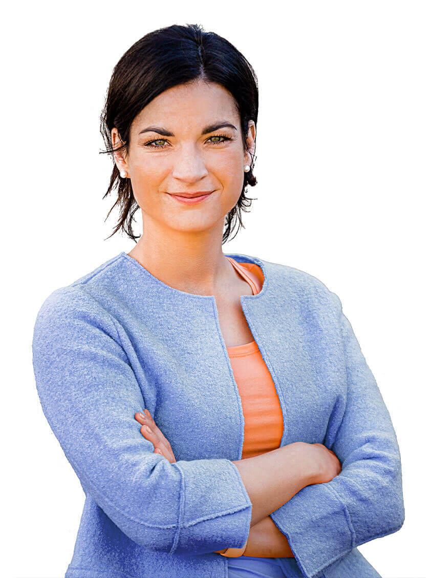 Portraitfoto von Lena-Maria Bredl