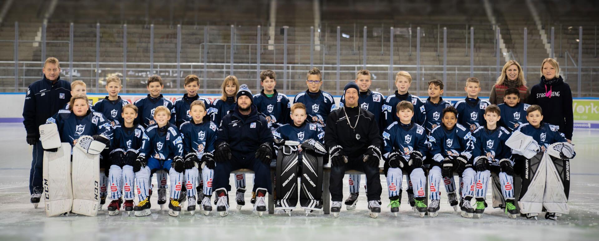 Mannschaftsfoto der U11