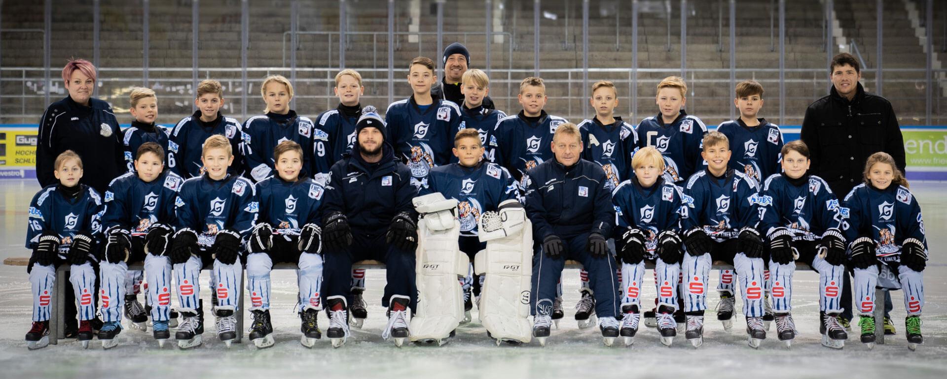 Mannschaftsfoto der U13